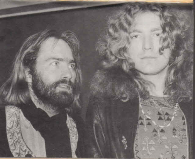 Roy Harper Have A Cigar Pink Floyd Led Zeppelin Robert Plant