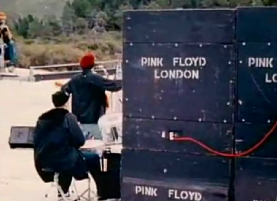 Beastie Boys Gratitude Video Pink Floyd London Live In Pompeii Amp