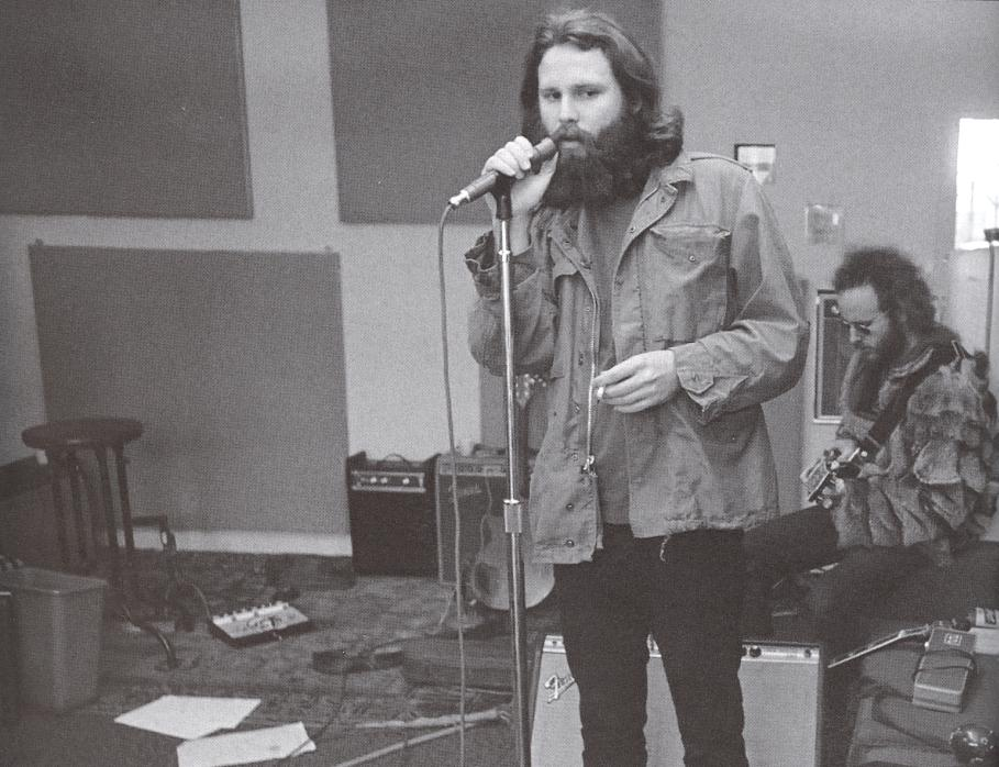 Jim Morrison LA Woman Sessions The Doors Workshop Santa Monica