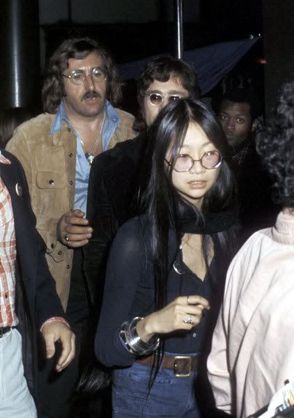 Mal Evans John Lennon May Pang Lost Weekend Los Angeles 1973-74