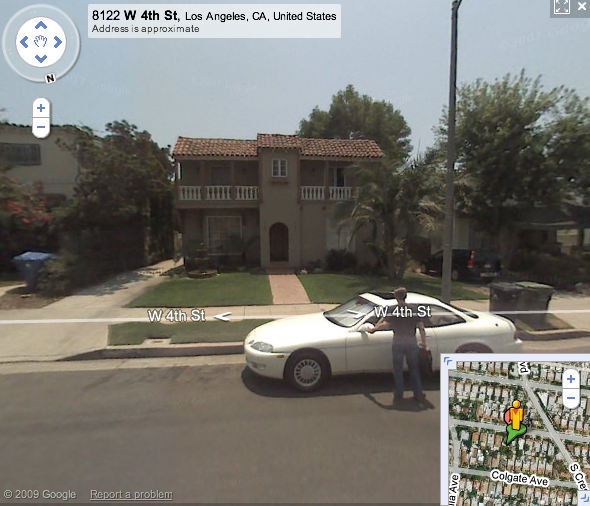 8122 W. 4th Street in Los Angeles_Mal Evans