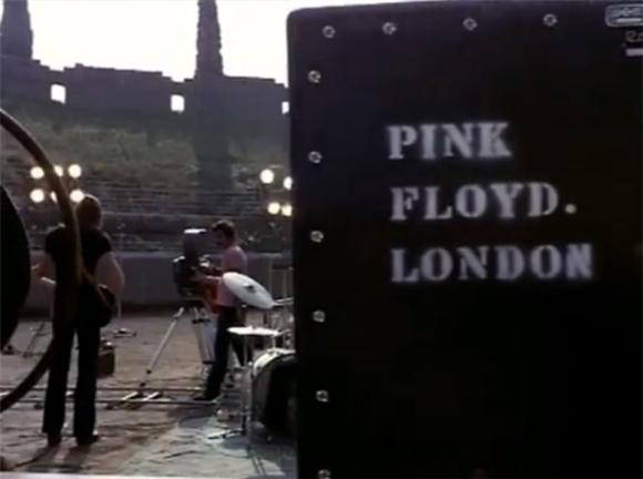 Pink Floyd.London Amp Live in Pompeii Amp feelnumb.com Shirt