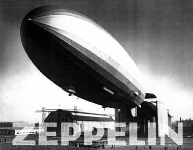 Led Zeppelin The Nobs Denmark
