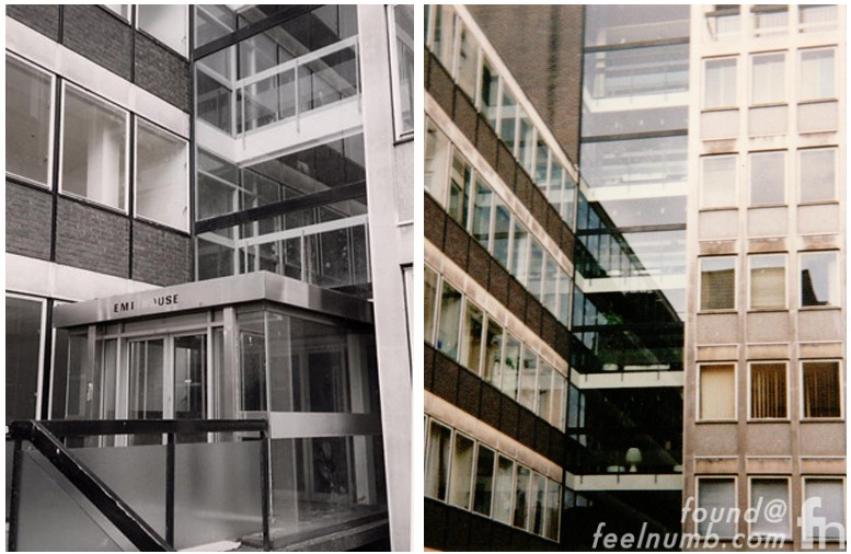 EMI House Manchester Square The Beatles Balcony Photo Location