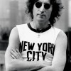 John Lennon Bob Gruen New York City Shirt 1974