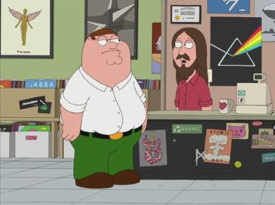 family_guy_nirvana_bands_posters
