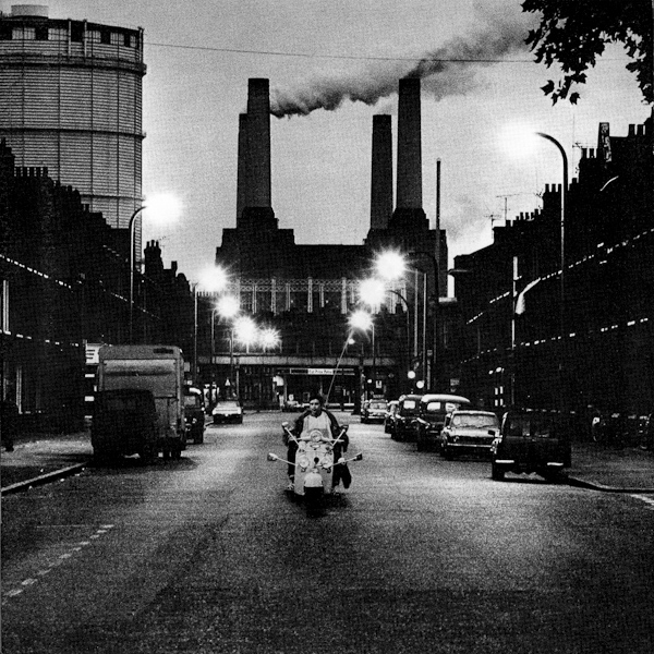The Who Battersea Power Plant Pink Floyd Quadrophenia