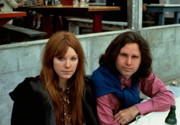 Last Photos of Jim Morrison Paris France June 28, 1971 Pam Courson Girlfriend