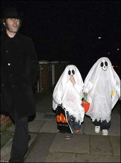 Liam Gallagher Halloween Kids Costume Trick Or Treat