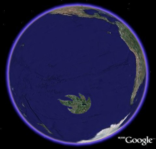 Audioslave Nation Island Google Earth Revelations Album 2006