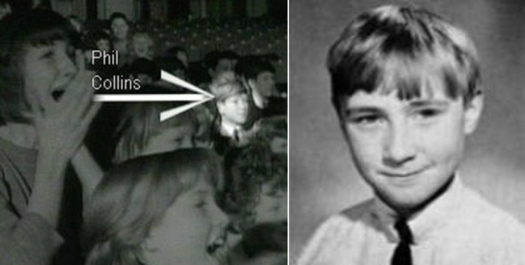 Phil Collins Extra A Hard Days Night Movie 1964