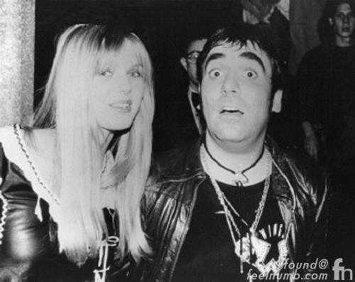 Keith Moon Last Photo Death Night Annette Walter Lax The Who