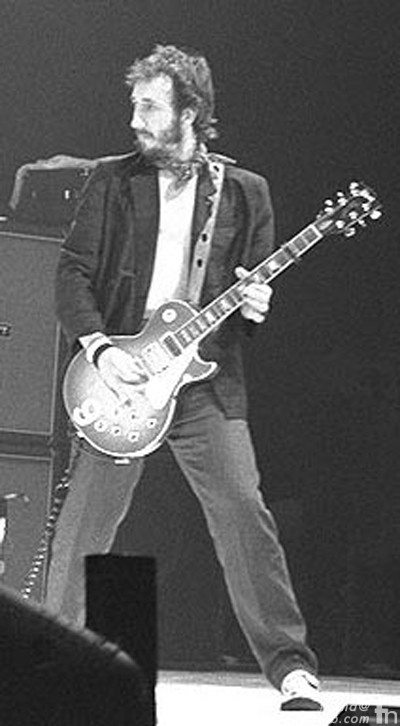 Pete Townshend Gibson Les Paul #9 The Who