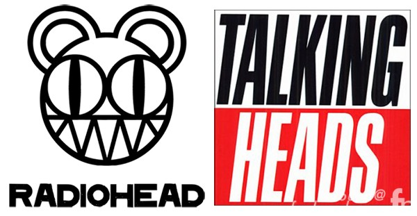 Radiohead Talking Heads Band Name Radio Head Song