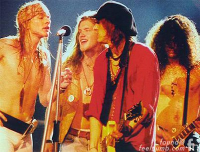 Shannon Hoon Guns N' Roses Axl Rose Vocals