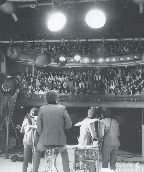 Scala Theatre The Beatles A Hard Days Night Phil Collins 1964