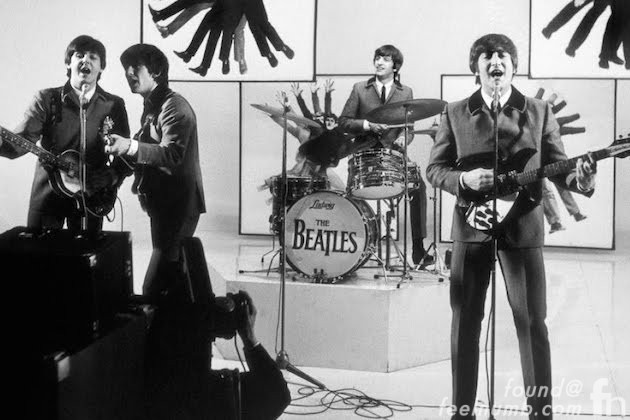 The Beatles A Hard Days Night Concert Scala Theatre March 31, 1964 Phil Collins