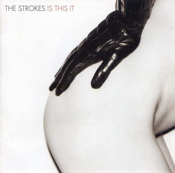 The Strokes Is This It Original Album Cover New York City Cops