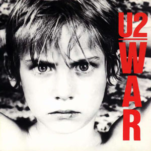 u2 war album cover peter rowan