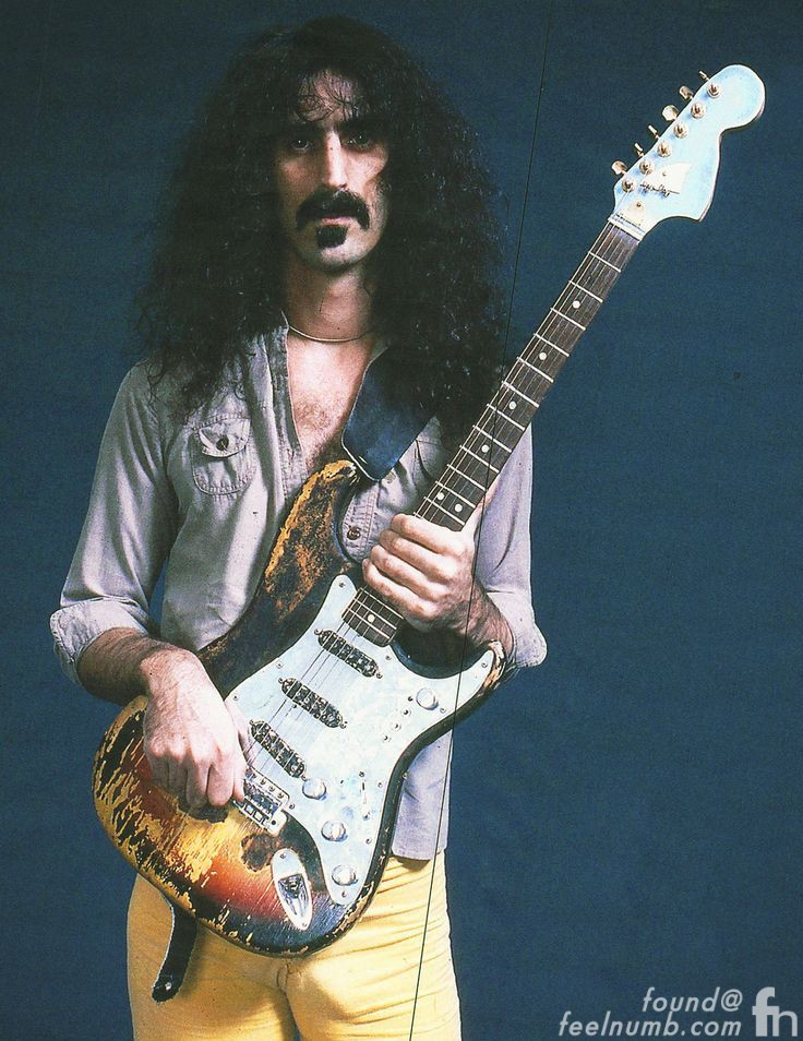 a biography of frank zappa the guitarist Guitarist and composer frank zappa made music from the 1960s to the 1980s learn about his life and career, including his jazz-rock fusion album hot rats , on biographycom.