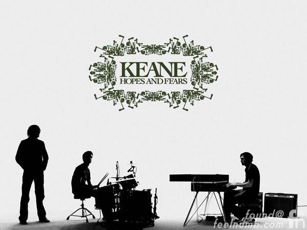 Coldplay Keane Band Name Meaning