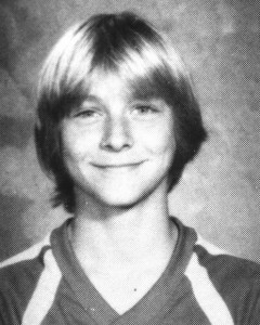 kurt cobain school photo Nirvana Young