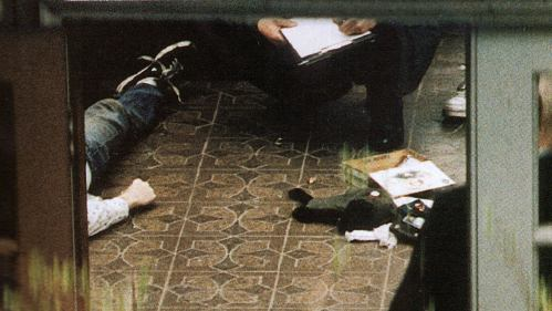 Kurt Cobain Shotgun Suicide Photo