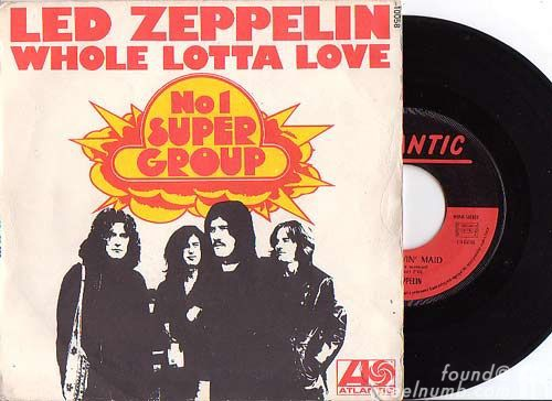 Led Zeppelin Whole Lotta Love Muddy Waters Small Faces Steve Marriott