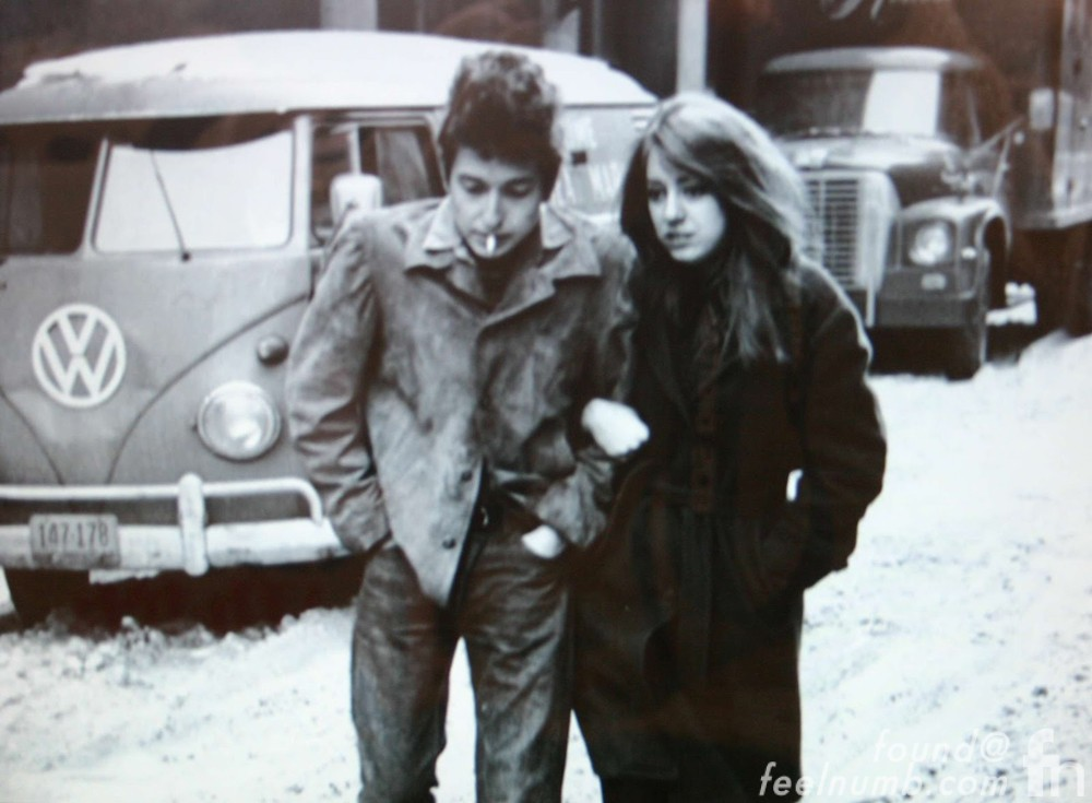 The freewheelin bob dylan photo location in new york for The dylan
