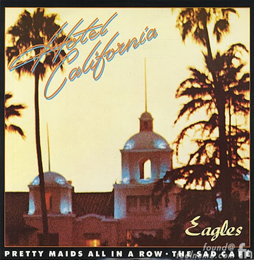 Hotel California Single The Eagles Beverly Hills Hotel Dorchester Collection