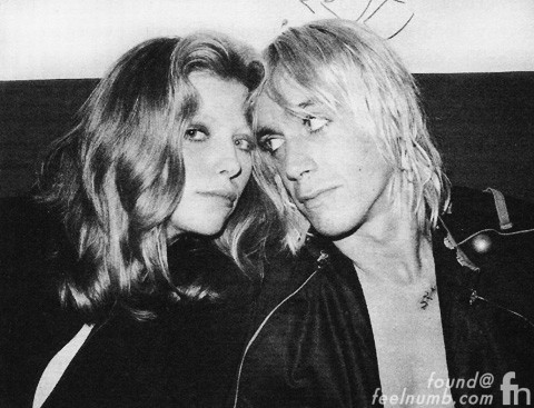 Bebe Buell Rock Groupie Iggy Pop