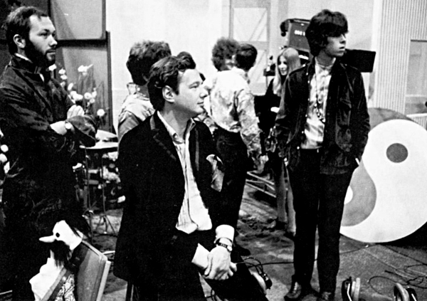 Last Photo of Brian Epstein