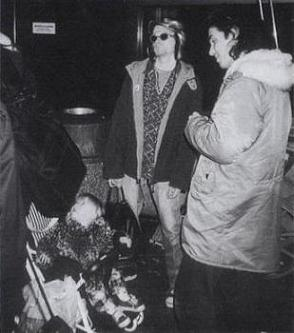 March19 94 Kurt Cobain Airport Sea Tac Overdose Rome Hotel