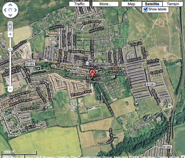 easington_colliery_the_who_google_map_location
