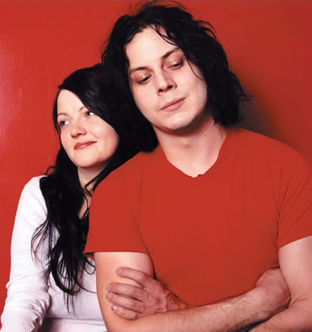 The White Stripes Meg White Jack White Marriage