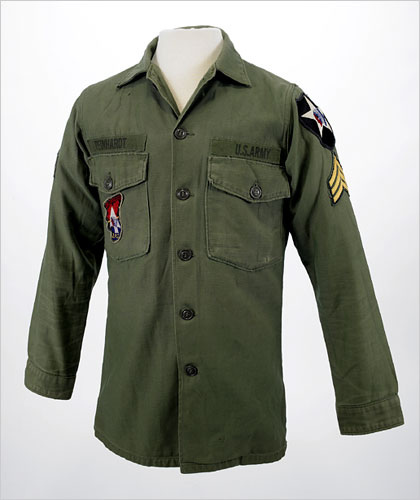 The Story Behind John Lennon's Famous U.S. Army Jacket ...