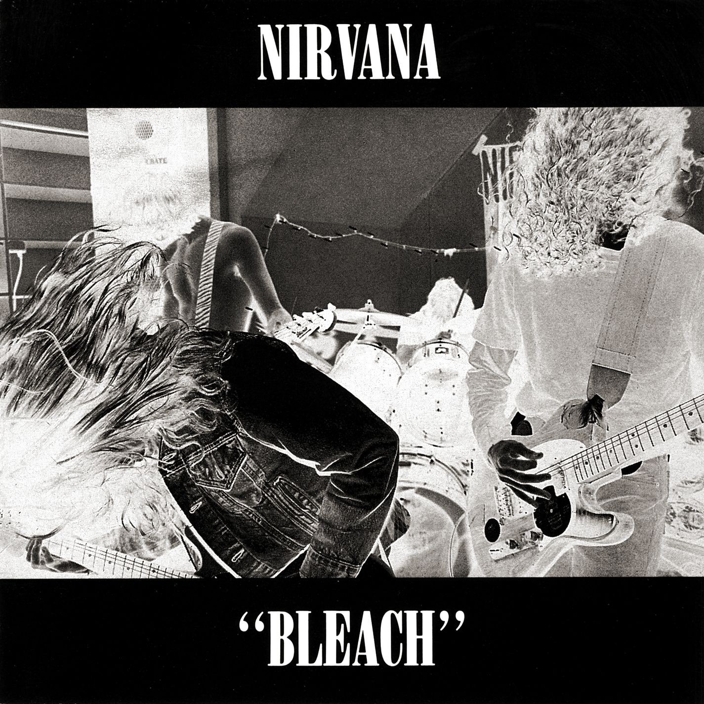 jason everman didn�t play on nirvana�s �bleach� album but