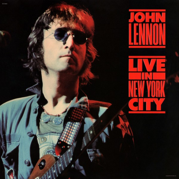 John Lennon Live In New York City U.S. Army Jacket