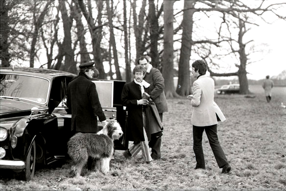 Martha The Dog The Beatles Paul McCartney