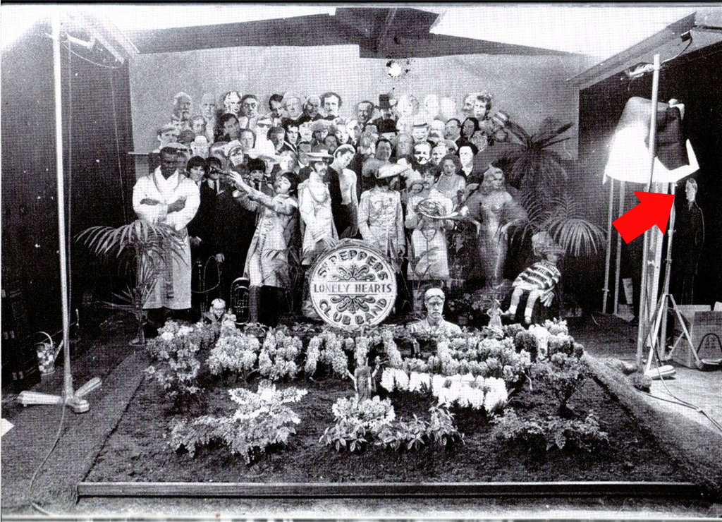 The Beatles Sgt. Peppers Lonely Hearts Club Band Hitler