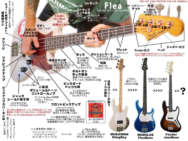 flea_bass_zukai_fender_d_boon_sticker