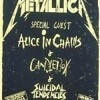 Metallica Alice In Chains Summer Shit Tour 1994