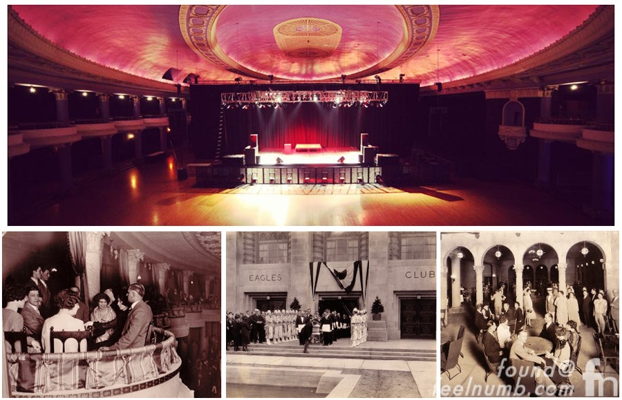 The Rave/Eagles Club Ballroom Milwaukee Wisconsin Haunted Ghosts