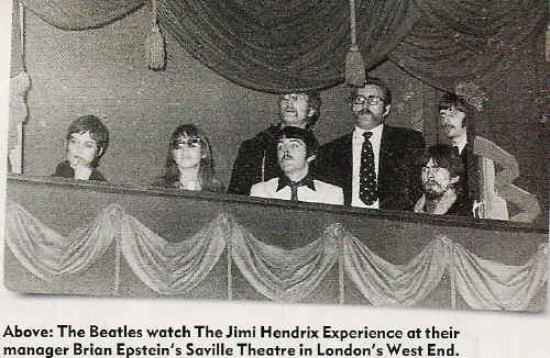 the_beatles_jimi_hendrix_concert_paul_george_john_ringo