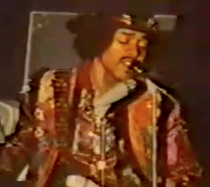 Jimi Hendrix Saville Theatre The Beatles Sgt. Pepper