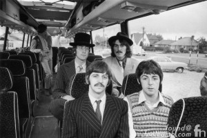 The Beatles Magical Mystery Tour Bus Details