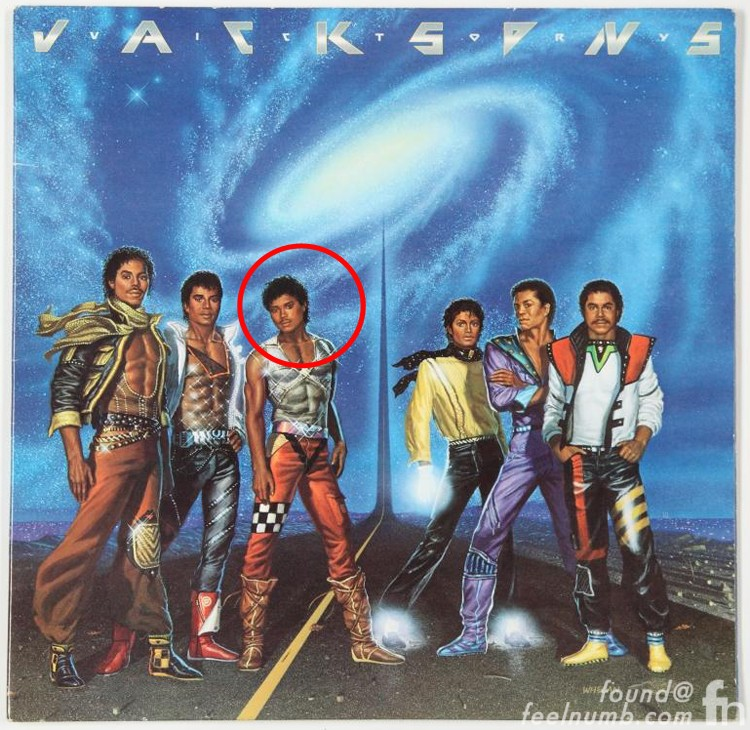 The Jacksons Victory Album Cover Art Missing Dove