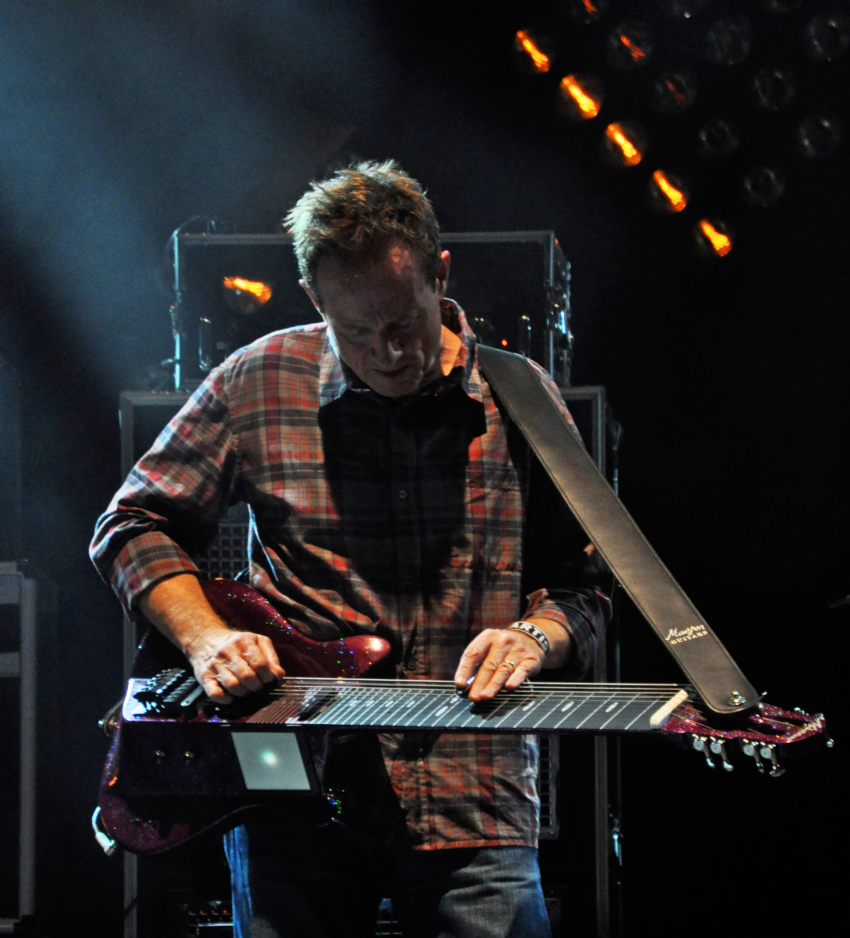 John Paul Jones Slide Bass Them Crooked Vultures