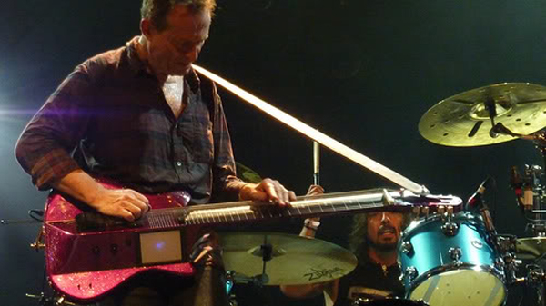John Paul Jones Manson Lap Steel Them Crooked Vultures