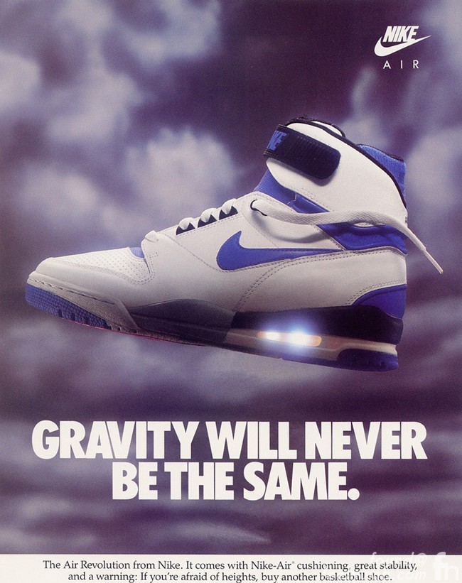 Nike Air Revolution The Beatles Commercial Ad Lawsuit